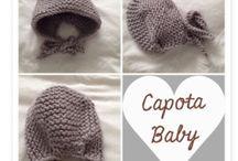 Proyecto lanas 2013/14 cosicasdnv / Gorritos, cuellos, bufandas y manoplas para mamás y niñ@s.