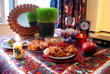 Persian New Year ( Nou Rouz )