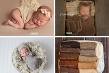 Newborn Photo Props - Stretch Knit Wraps / Newborn photo props by www.tinytotpropshop.com high quality props for the best newborn posing! Baby Photo Props, Photography Props, Photography