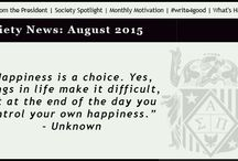 Society Newsletters