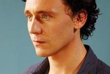 Tom Hiddleston / by Joanna Grace