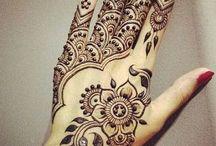 Henna tetovállás