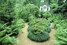Gardens / Creative veggie growing