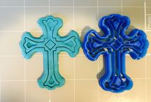 Religion and Christening Cookie Cutter