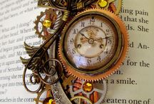 Steampunk  / Pictures and tattoos
