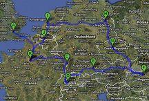 Travel   Europe / European adventure with Ollie <3