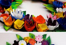 Springtime crafts