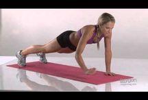 Fitness oefeningen