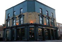 Favourite pubs, restaurants & places