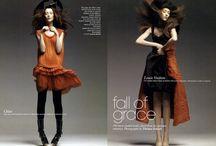 High Fashion Editorial Inspo