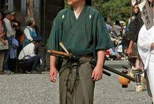 Edo period re-enactment / 江戸時代の歴史研究再演