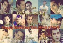 Salman struck