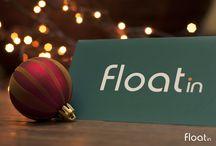 Vouchers Float in - o Presente de Natal Perfeito