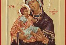 iconografie Maica Domnului
