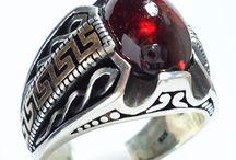 Rings / Stone