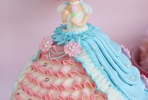 Princess Doll cake / Princess Doll cake