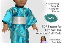 18 Inch Doll Clothes Such as American Girl