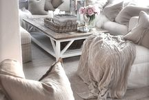 Beachy Living Rooms / by Joanne Martinez