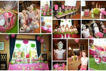 daughters birthday party ideas