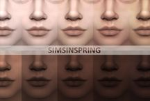 The Sims 4 downloads - Skins