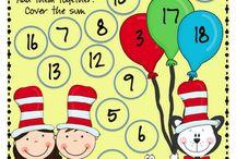Dr Seuss Activities / Book week fun
