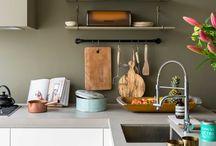 Keukens / Kleine keukens