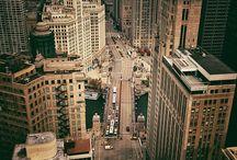 Cityscapes / by Jasmine-Lee Thibert