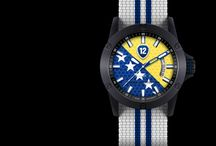 Bosnia / Support  Bosnia national football team by wearing its watch from Twelv2! http://www.twelvewatch.com/