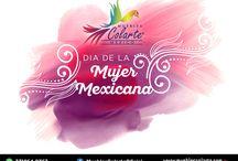 Dia de la Mujer Mexicana