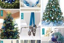 blue xmas project