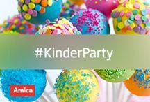 #KinderParty / #kinder #party #lody #dzieci #zabawa #torty