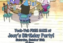 birthday party ideas / by Holly Godres-Difrances