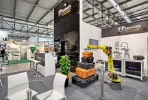 FP Services - Plast / Act Events Allestimenti fieristici Exhibition stand display