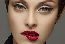 makeup / models
