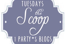 The Scoop- Great Posts from our Favorite Bloggers / Highlighted Posts from our Weekly Link Party and Monthly House Tours