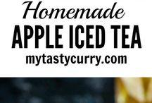 Recipe ice tea