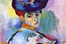 {Art} HENRI MATISSE / Henri Émile Benoît Matisse (1869-1954), è stato un pittore, incisore, illustratore e scultore francese. È uno dei più noti artisti del ventesimo secolo, esponente di maggior spicco della corrente artistica dei Fauves. Il movimento dei Fauves è il contributo francese alla nascita dell'espressionismo. Ma, rispetto agli analoghi movimenti tedeschi, connotati da atmosfere fosche e contenuti drammatici, il fauvismo rappresenta una variante «mediterranea» e solare dell'espressionismo.