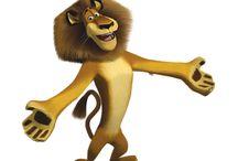 Film Madagascar / Madagascar est un film d'animation de Eric Darnell et Tom McGrath, produit par DreamWorks Animation