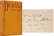 Collecting Dracula / Collectibles and memorabilia for one of the most classic of all monsters, Count Dracula.