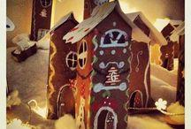 Jouluaskartelua /-käsitöitä