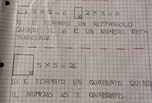 Attività di matematica