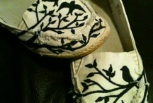 Sharpie shoes  / by Brandy S