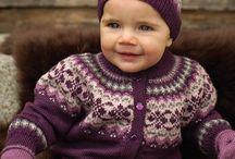 barne/baby strikk