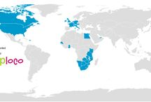 Countries I have been too