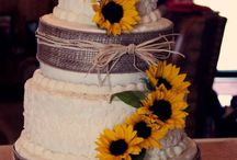 Cake flowers and decor