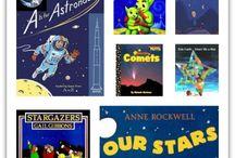 Preschool: Space/Letter S
