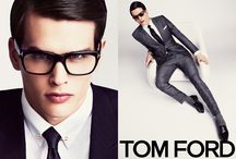 TOM FORD CAMPAIGNS / by TOM FORD