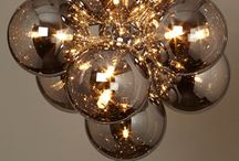 Lighting / Lighting design and fixtures.  Modern lights for the everyday home.