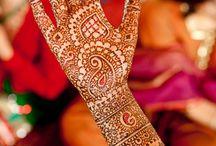 Reception/Sangeet/Mehndi/Party Ideas / by Priya A.