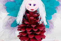 Heart in Kindy - Christmas Fantasy / Christmas Fantasy Theme